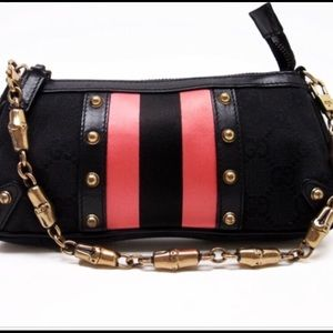 Ophidia style Gucci Bag with bamboo chains